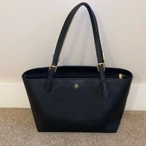 Real Tory Burch York Buckle Tote
